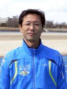 JAAF公認ジュニアコーチ スプリント・跳躍担当 田中 靖夫