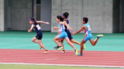 全国小学生陸上競技交流大会(2019/06/30)