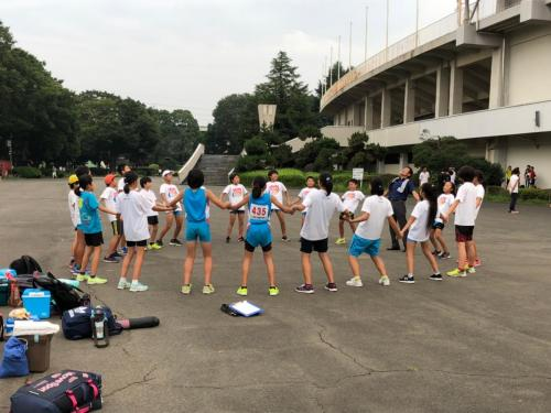 2019上尾市陸上競技選手権 夏季大会(2019/07/20)