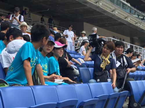 全国小学生陸上競技交流大会(2019/08/10)