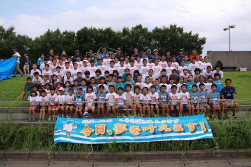 チャレンジ・トライアル in 小学生大会(2019/09/01)