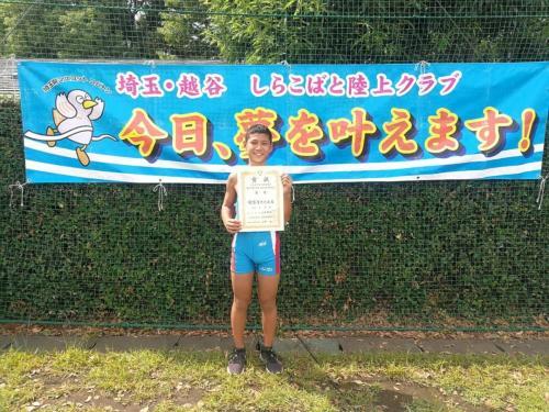 草加選手権大会(2019/09/22)