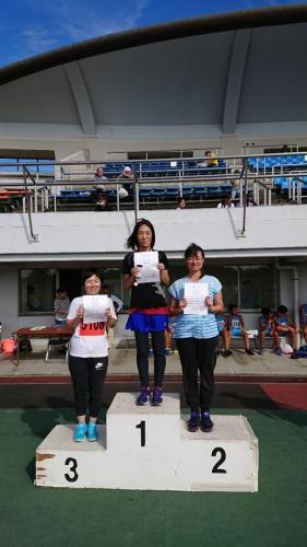生涯陸上競技の集い(2019/09/23)