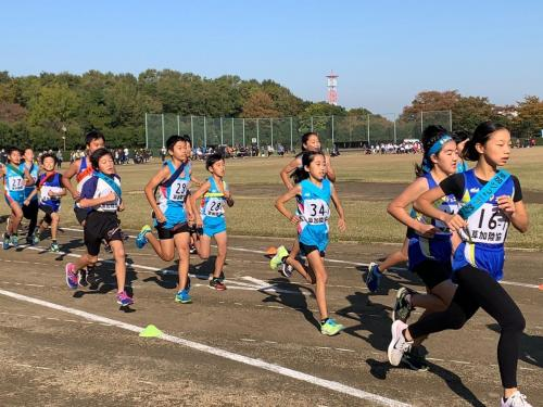 草加駅伝大会(2019/11/04)